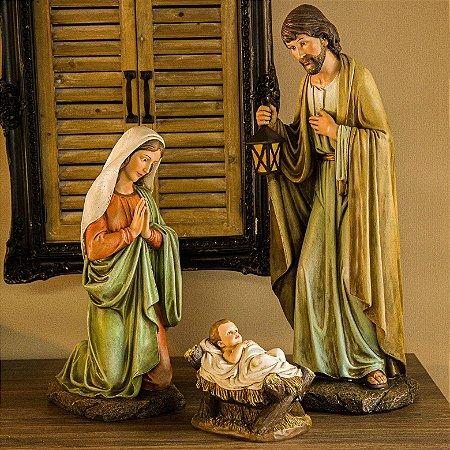 Imagem Sagrada Família - 68 cm