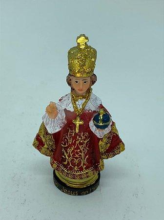 Menino Jesus de Praga 9cm (8257)