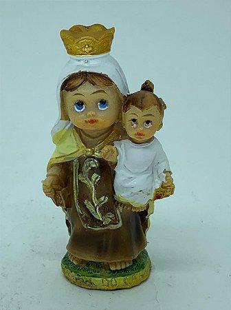 Nossa Senhora do Carmo Infantil 7,5cm (8263)