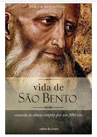 Vida de São Bento por um beneditino (5401)