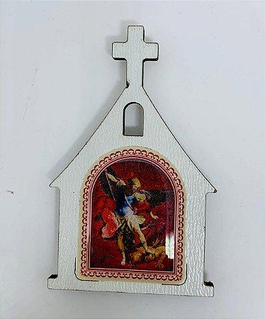 Imã de Geladeira Santuário - São Miguel Arcanjo (7218)