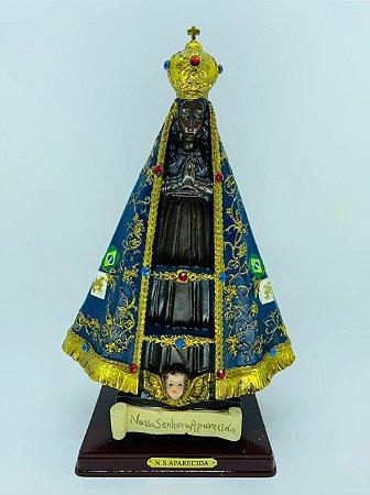 Nossa Senhora Aparecida 30cm (7007)