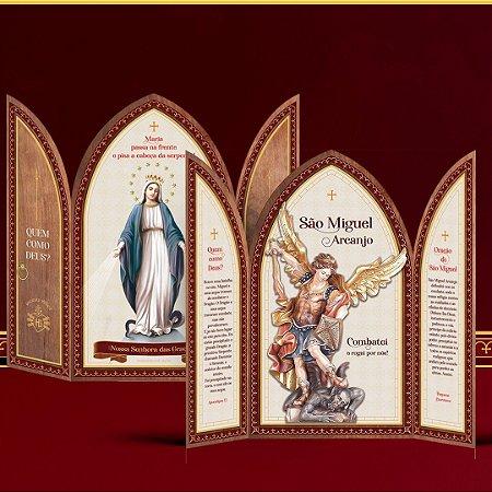 Capela Devocional São Miguel | Quem como Deus