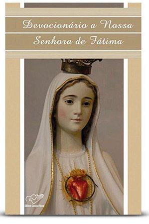 Devocionário a Nossa Senhora de Fátima (6839)