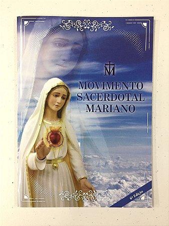 Livreto Como se faz o Cenáculo  - Movimento Sacerdotal Mariano