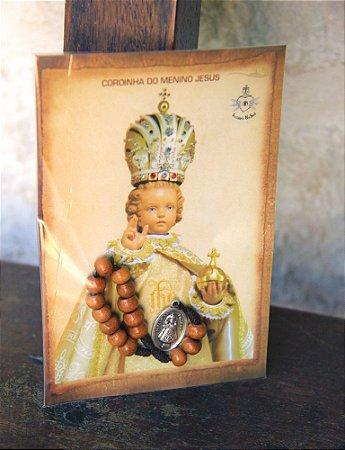Coroinha do Menino Jesus