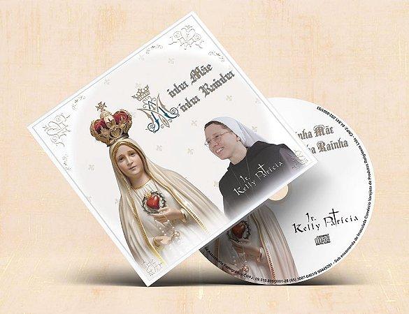 CD Minha Mae, Minha Rainha -7834