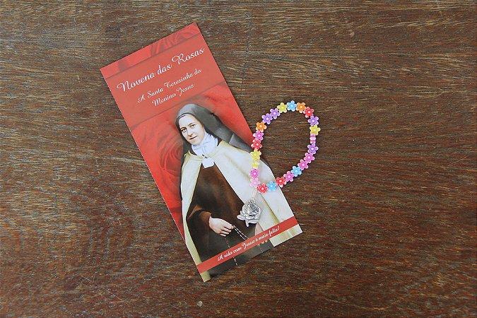 Novena das rosas de Santa Teresinha (5164)