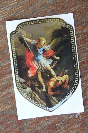Adesivo São Miguel 8cm (8042)