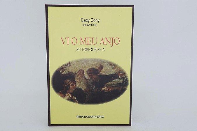 Vi o meu anjo - Autobiografia - Cecy Cony