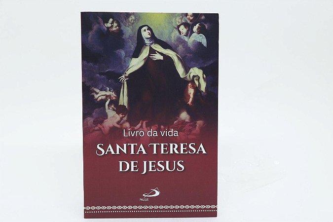 Livro da vida - santa Teresa de Jesus