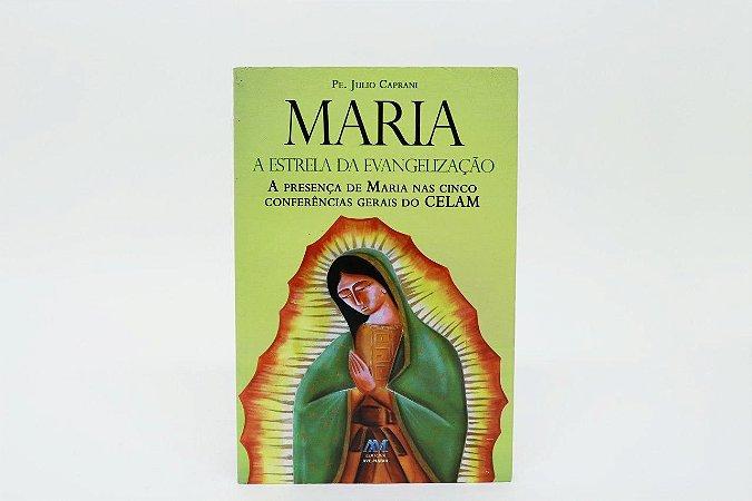 Maria - A estrela da evangelização - A presença de Maria nas cinco conferências gerais do CELAM - Pe. Julio Caprani
