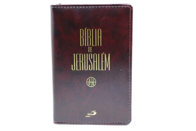Bíblia de Jerusalém - Zíper (113)