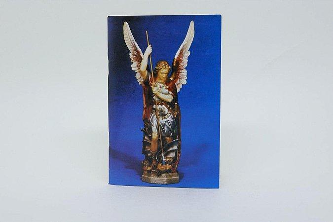 Devocionário de São Miguel Arcanjo - Azul (0003)