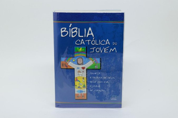 Bíblia Católica do Jovem - Ave-Maria (3105)