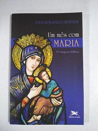 Um mês com Maria - 31 imagens bíblicas