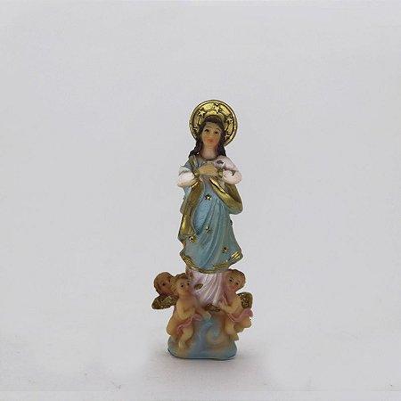 Nossa Senhora da Imaculada Conceição 8 cm (0397)