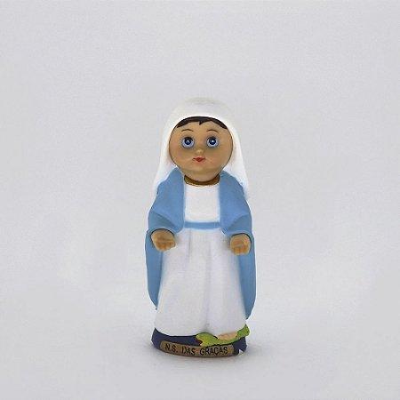 Nossa Senhora das Graças bebê 7,8 cm (2427)