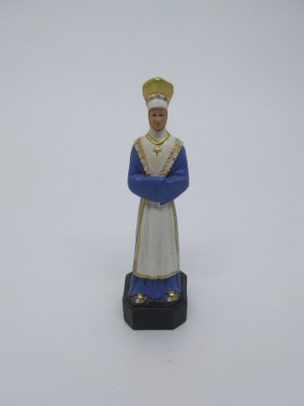 Nossa Senhora de La Sallete 14 cm (2521)
