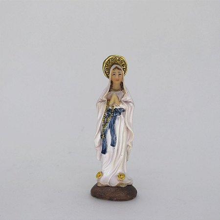 Nossa Senhora de Lourdes 8 cm (3330)