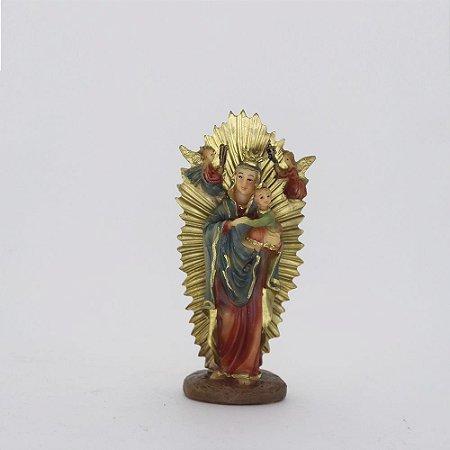Nossa Senhora  do Perpétuo Socorro 10 cm (1780)