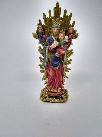 Nossa Senhora do Perpétuo Socorro 14 cm (6817)