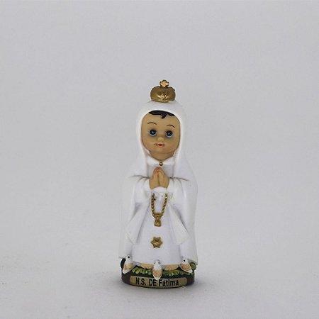 Nossa Senhora Fátima bebê 8 cm (3087)