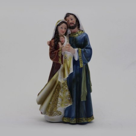 Sagrada Família de Nazaré 14 cm (8016)