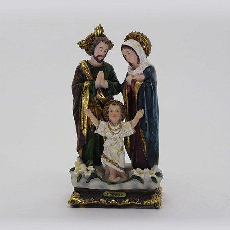 Sagrada Família de Nazaré 14,5 cm (7654)