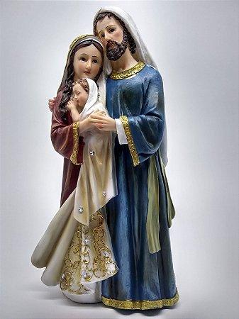 SAgrada Família de Nazaré 20,5 cm (8017)