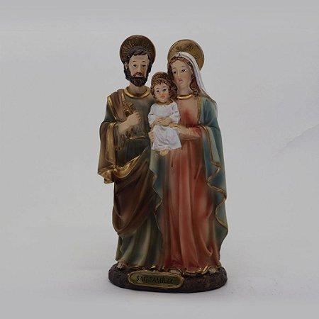 Sagrada Família de Nazaré 20,5 cm (8087)