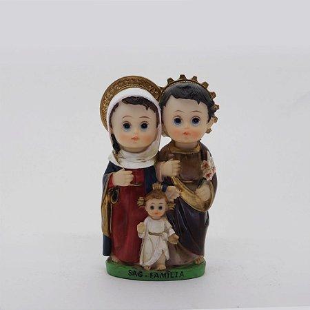Sagrada Família de Nazaré bebê 12,5 cm (7629)