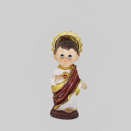 Sagrado Coração de Jesus bebê 14 cm (2410)
