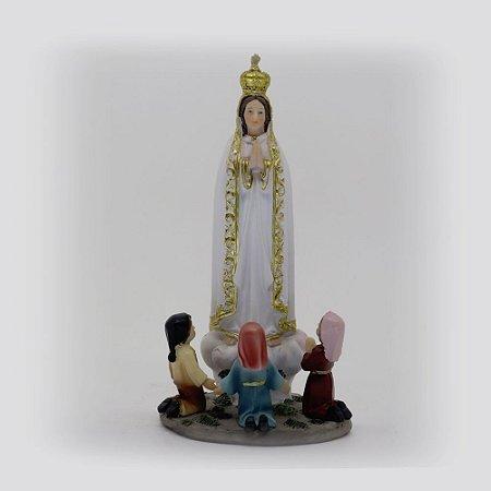 Nossa Senhora de Fátima 19,5 cm (7544)