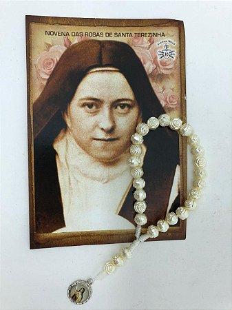 Novena das Rosas de Santa Teresinha - Perola