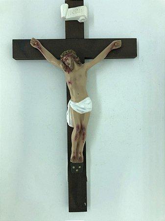Crucifixo de parede 18 cm (7959)