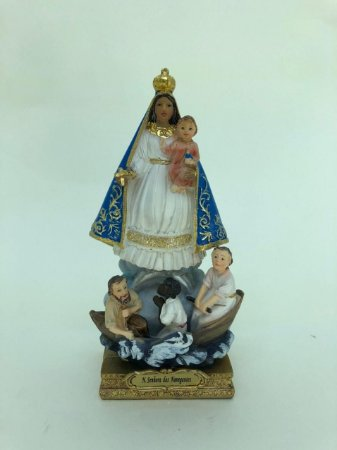 Nossa Senhora dos Navegantes 13 cm (A0327)
