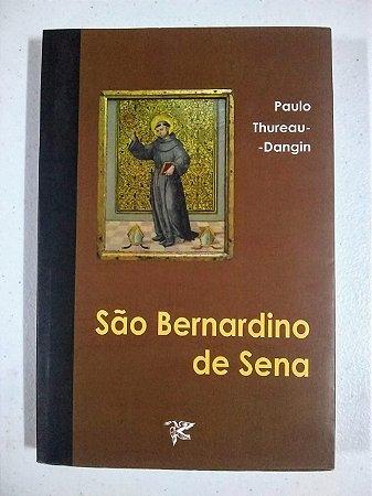 São Bernardino de Sena - Paulo Thureau-Dangin