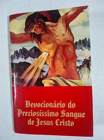 Devocionário do Preciosíssimo Sangue de Jesus Cristo (1239)