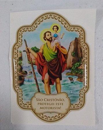 Adesivo resinado São Cristóvão (4891)