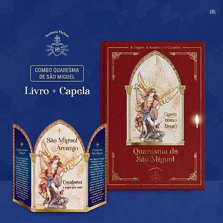 Combo 3: Livro Quaresma de São Miguel + Capela de São Miguel