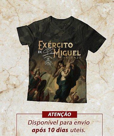 Camiseta Exército de São Miguel - Instituto Hesed