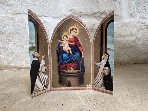 Capela Nossa Senhora do Rosário de Pompeia - Hesed