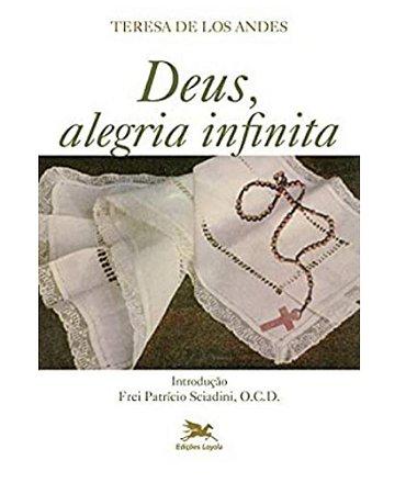 Deus, alegria infinita - Teresa de Los Andes (8148)
