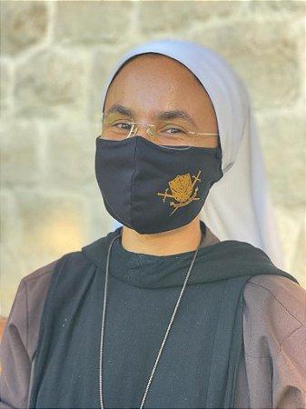 Mascara de Proteção facial - Preta