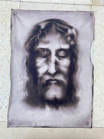 Manto da Sagrada Face (0,35x0,45 cm )