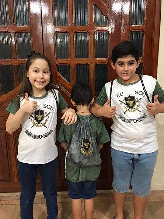Camiseta Exército Mirím + bolsa | Instituto Hesed