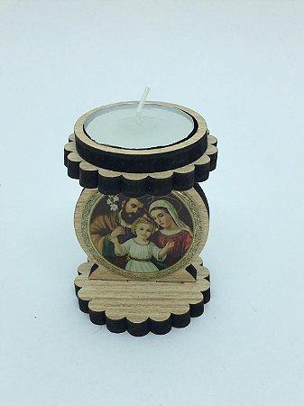 Luminária mini - Sagrada Família (5913)