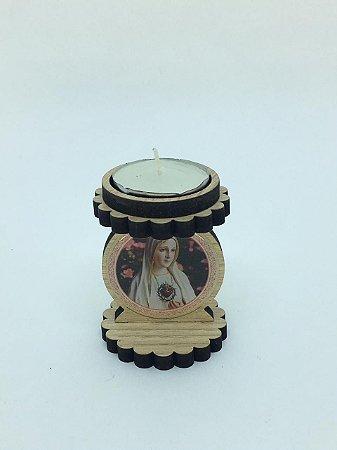 Luminária mini - Nossa Senhora de Fátima (5913)