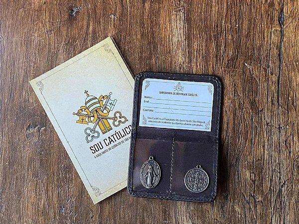 Carteira de Identidade Católica e Pertença ao Exército de São Miguel   Instituto Hesed
